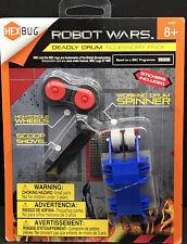 HEXBUG Robot Wars Battlebots DEADLY DRUM Accessory Pack Age 8+ 2018