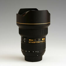 Nikon AF-S Nikkor 14-24mm f/2.8 G ED, Absolut neuwertig! Mint! 1A!