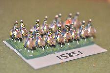 15 mm napoléoniennes/British-KGL 1st Hussars 16 Cavalerie-CAV (15851)