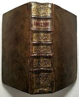 1742 THEOLOGIE DE GRATIA DE FLEURY LIVRE LATIN RELIGION NOTES DIEU EGLISE BOOK