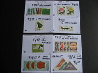 PRC CHINA Peoples Republic interesting stamps in sales cards Part 1 of 2