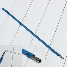 Single Way Steel Truss Rod w/L Allen Wrench 420mm for 5mm guitar/4&5 string bass