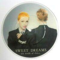 "EX/EX THE EURYTHMICS Sweet Dreams Are Made Of This  7"" VINYL 45 PICTURE DISC"