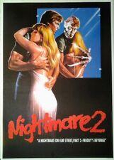 Nightmare II - Die Rache (1985)   US Import Filmplakat Poster 68x98cm