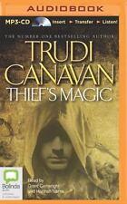 Millennium's Rule Trilogy: Thief's Magic 1 by Trudi Canavan (2014, MP3 CD,...