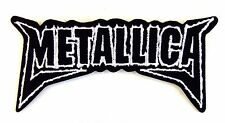 METALLICA PATCH BRODE - METALLICA EMBROIDERED PATCH