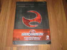 Shadowrun 5. Edition Schattenhandbuch 3 limitiertes HC Pegasus 2018 OVP Neu
