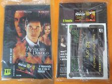 BOX VHS film L'AVVOCATO DEL DIAVOLO + LIBRO ALBO PHANTOM L'UNITA' 14 no dvd