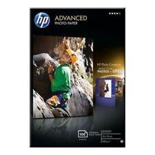 HP Advanced (10 x 15cm) Glossy Photo Paper Borderless (100 Sheets) 250gsm White