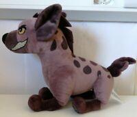 "Disney Lion King Janja Guard Hyena Plush Stamped Official VGC Rare Soft Toy 14"""