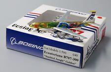 Ecuatoriana B707-300 Special : GOLDEN  Netmodels Diecast models Scale 1:500 040