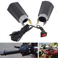 Universal Grip ATV Motorcycle Heated Grips Inserts Handlebar Hand Warm ST
