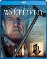WAKEFIELD Jennifer Garner (Blu-ray+DVD) NEW Sealed w/ Slipcover Free Shipping