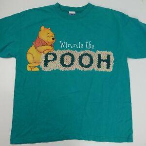 Winnie The Pooh Vintage Disney Men's T-Shirt Size XL