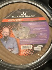 Petmate Jackson Galaxy Space Station Cat Toy New Great For Multiple Cats.