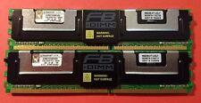 RAM 2x2GB PC2-5300F FB-DIMM Kingston ECC