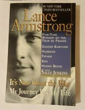 It's Not About the Bike: My Journey Back to Life by Lance Armstrong, NEAR MINT!