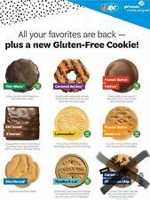Girl Scout Cookies 2020 FREE SHIPPING!  Smoke/Pet Free Home!