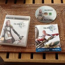 rare jeu playstation 3 ps3 FINAL FANTASY XIII  13 port offert