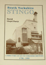 SOUTH YORKSHIRE BREWERS HISTORY Beer Brewing Sheffield Brewery Buildings Stingo