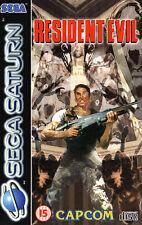 ## SEGA SATURN - Resident Evil - TOP (USK18) ##