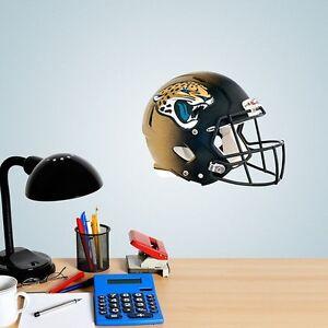 Jacksonville Jaguars Helmet Fathead Teammate