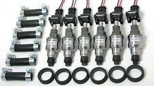 330cc Nissan Datsun 280z 280zx L28 300zx Z31 Turbo Fuel Injectors Genuine Bosch!