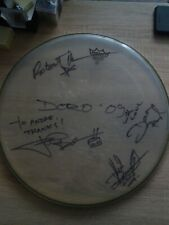 Doro Autographs of the band