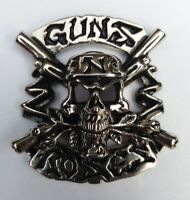 OFFICIAL GUNS N ROSES Pin Badge SLASH AXL ROSE