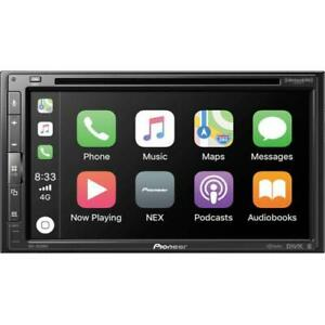 """Pioneer 7"""" Multimedia DVD Receiver with Bluetooth, Apple CarPlay, and Android Au"""