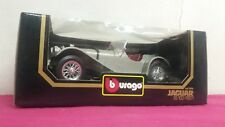 BURAGO JAGUAR SS100 (1937) SCALA 1/18 RIF. 3006