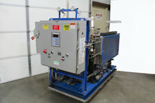 RIX 25Hp Nitrogen Booster Compressor 4500 PSI Air Cooled 4VX3B-5.5 Only 8299 Hrs