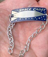 Vintage Tom Corbett Space Cadet ID Bracelet Premium Toy-1950's-Rare
