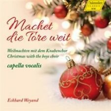 Machet die Tore weit - Christmas with the Boys Choir, New Music