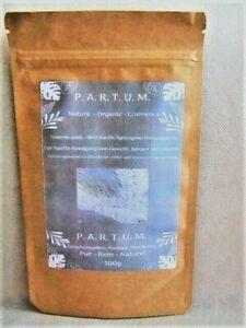 Tonerde weiß INCI: Kaolin  für sanfte Reinigung von Gesicht , Körper und Haaren