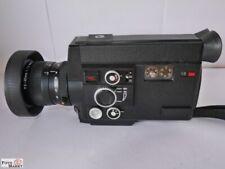 Canon Super-8 Filmkamera Auto Zoom 814 Electronic Objektiv 1,4/7,5-60 Macro