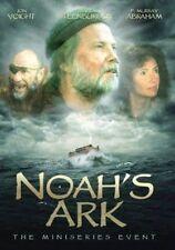 Noah's Ark The Miniseries Event DVD 1999 Jon Voight
