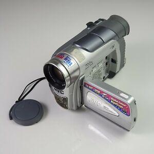Vintage JVC GR-D40E MiniDV Handycam camcorder For Parts