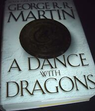 A Dance with Dragons Bk. 5 by George R. R. Martin 2011 HC