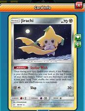 Jirachi Team Up 99/181 TCG Online