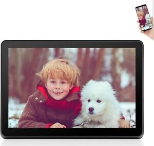Digital Photo Frame, 10 Inch WiFi Picture Frame with IPS Touch Screen...