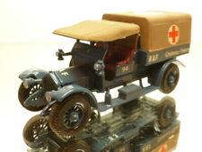 MATCHBOX Y13 CROSSLEY RAF CHATEAU THIERRY - AMBULANCE - VERY GOOD CONDITION