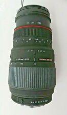 Pentax Sigma 70-300mm f/4-5.6 DG APO Macro Telephoto Zoom Lens Pentax & Samsung