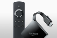 Amazon Fire TV Box 3 | 4K & HDR | Kodi Media Player 17.6 | SkyGo | Browser uvm.