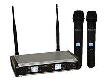 BESPECO GM9882 - Doppio Radiomicrofono Palmare UHF