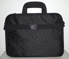 "Mobile Edge MEBCC1 16"" Laptop Briefcase & Key 2 Key Cable Lock Mint Condition"