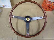Alfa Romeo Montreal RHD Steering Wheel used