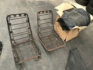Lotus Elan S3 Interior Seats Pair