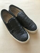 AGL Sequin Slip On Shoes 40
