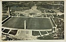 More details for 1936 berlin germany summer olympics rppc real photograph postcard